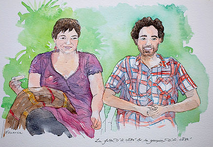 Portrait_aquarelle_couple_florence_pliss