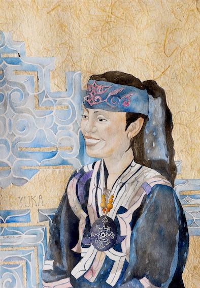 Women of Japan (6) : Yuka