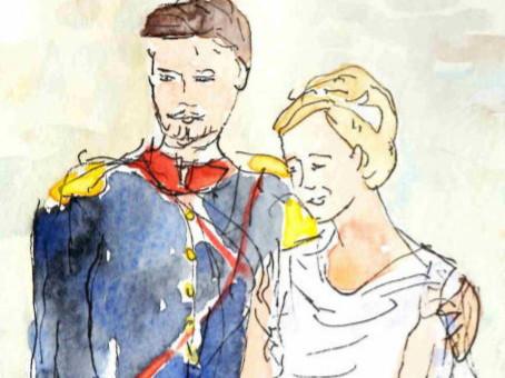 8 raisons de choisir une croqueuse pour votre mariage