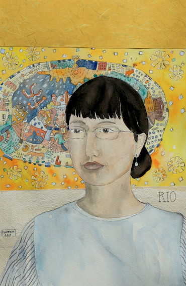 Women of Japan (8) : Rio