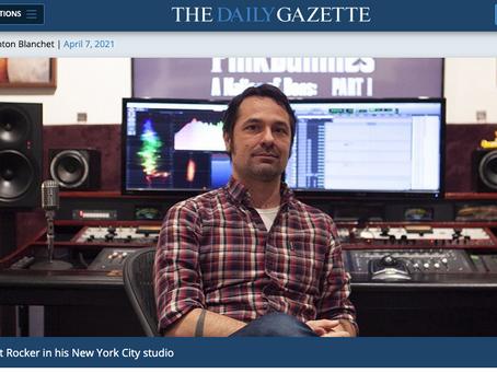 Check out Matt Rocker's profile piece in the Daily Gazette