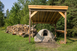 The Fire Pizza Oven