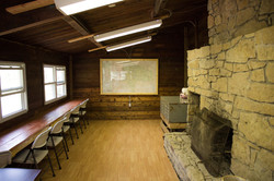 Back Meeting Room in the Lodge