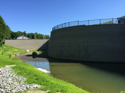 Litchfield, CT Retaining Wall