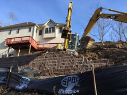 Retaining Wall Avon, CT