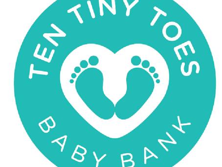Ten Tiny Toes Baby Bank