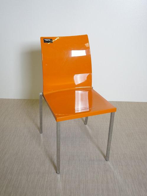 Krzesło Pedrali Kuadra 1171 Orange