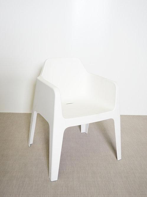 Krzesło Pedrali  Plus 630 White