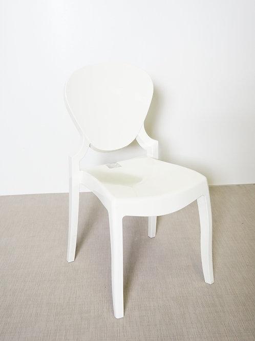 Krzesło Pedrali Queen 650 White