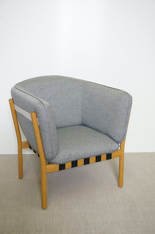 Fotel TON Dowel Grey