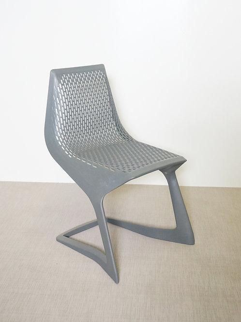 Krzesło Plank MYTO chair Mod. 1207-20 grafit