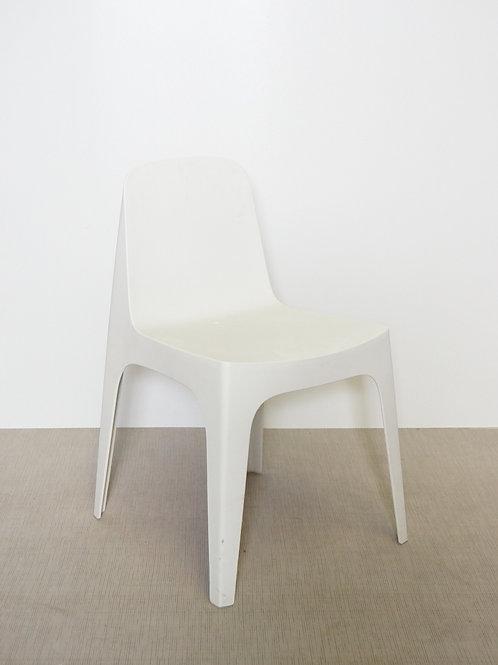 Krzesło Vondom Solid White