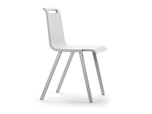 Krzesło Actiu MIT White