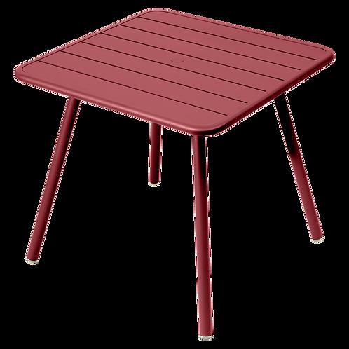 Stół Fermob LUXEMBOURG Metal Orange