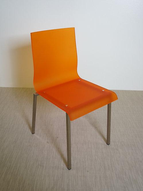 Krzesło  Pedrali Kuadra 1271 Orange