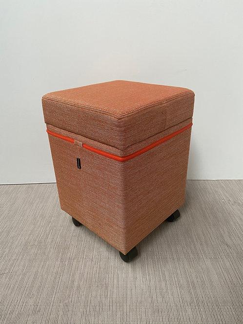 Pufa Gotessons Sms box Red Orange