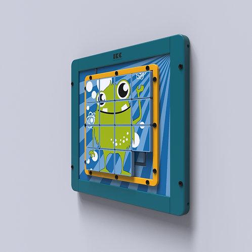 Zabawka IKC Sliding Puzzle Monster