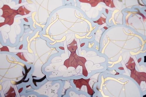 Skye Sticker