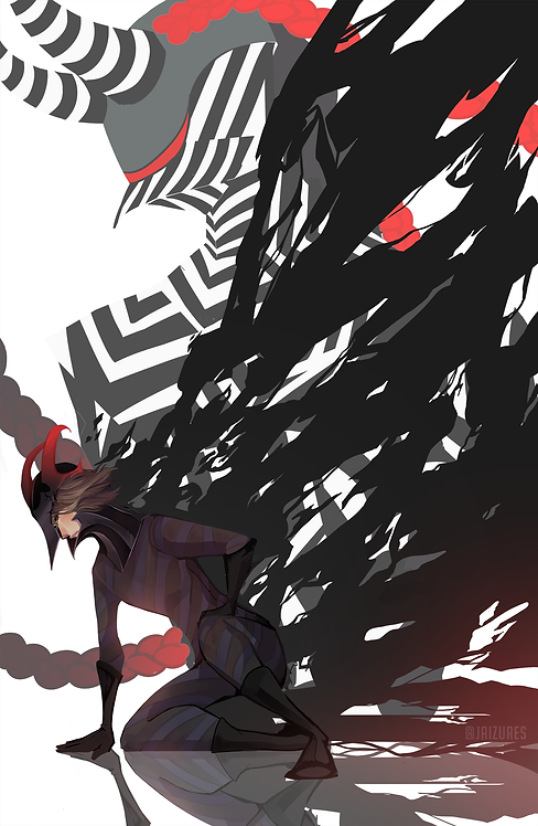 Black Mask Akechi