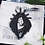 Thumbnail: Angel's gaze   Black Nickel   enamel pin