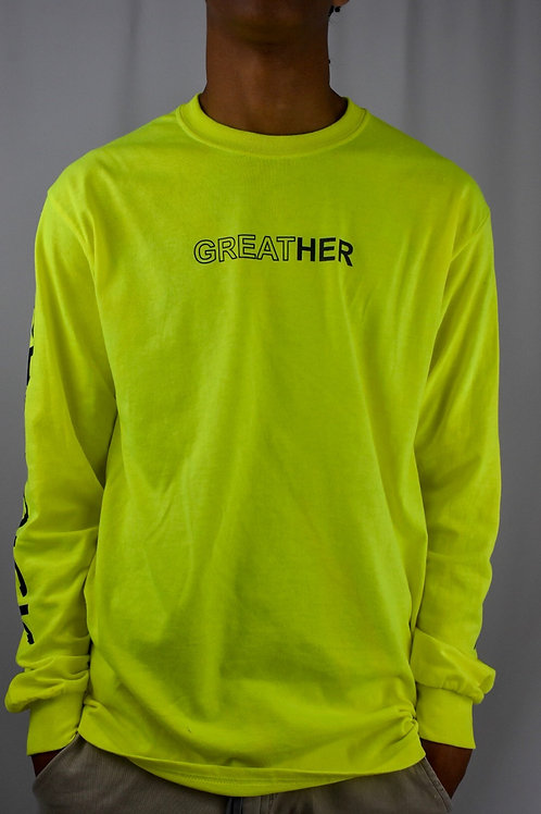 "Campaign ""GREATHER"" LS, Safety Green"