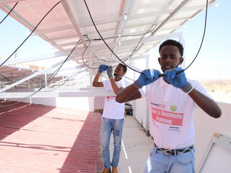 Kymppi-hanke järjestää Somalia-maapäivän