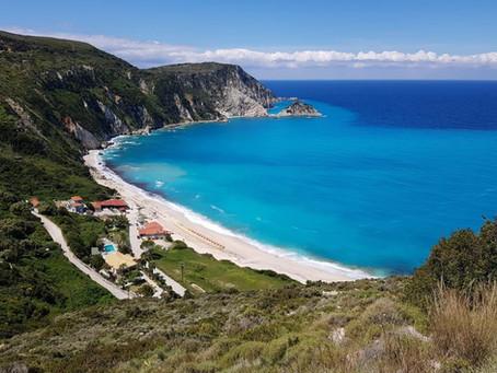Jadranje Grčija - 3. del