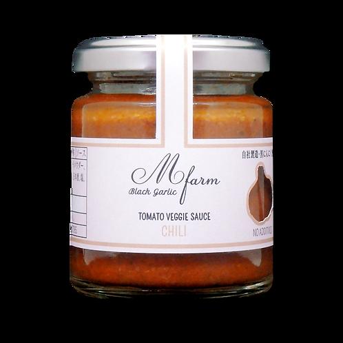 M-Farm黑蒜野菜番茄醬 ( 辣味 )