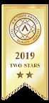 2019 A.A. Taste Awards(outline)_two star