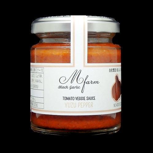M-Farm黑蒜野菜番茄醬 (柚子胡椒 )