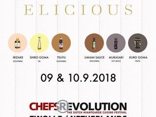 Chefs Revolution in Netherlands