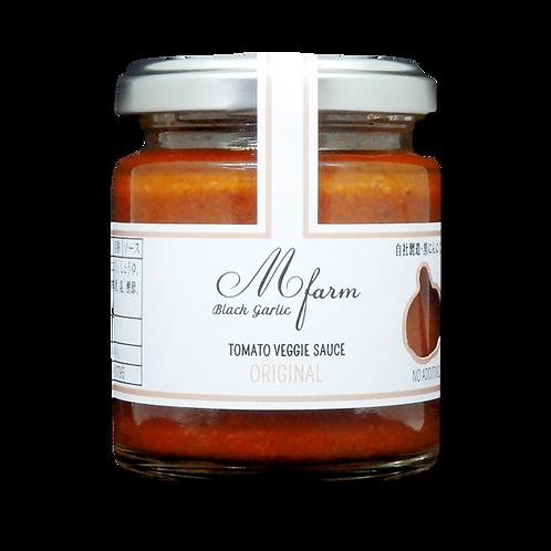 M-Farm黑蒜野菜番茄醬(原味)