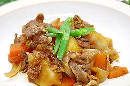 Potato Pork Stew