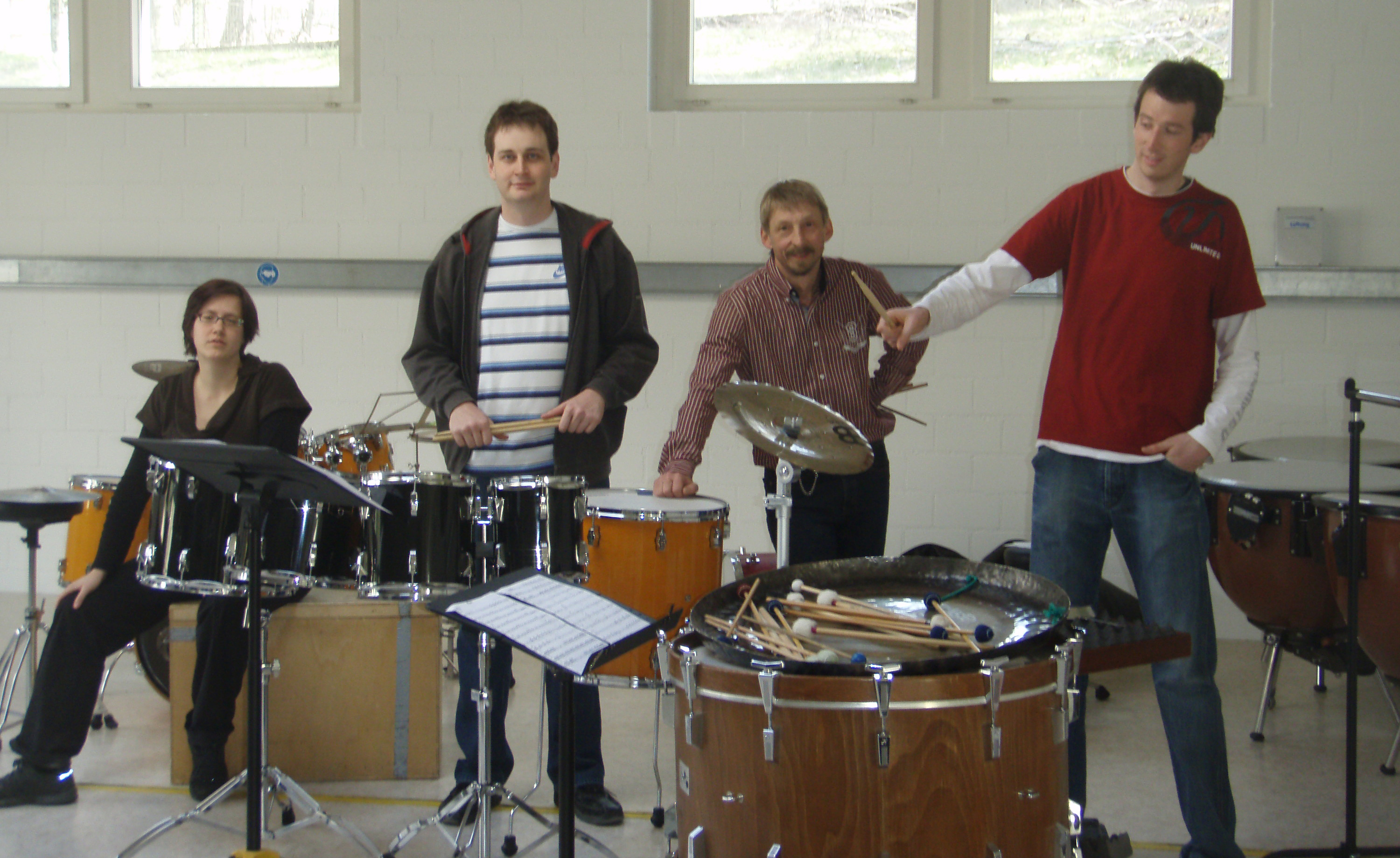 Percussion Music (2009)