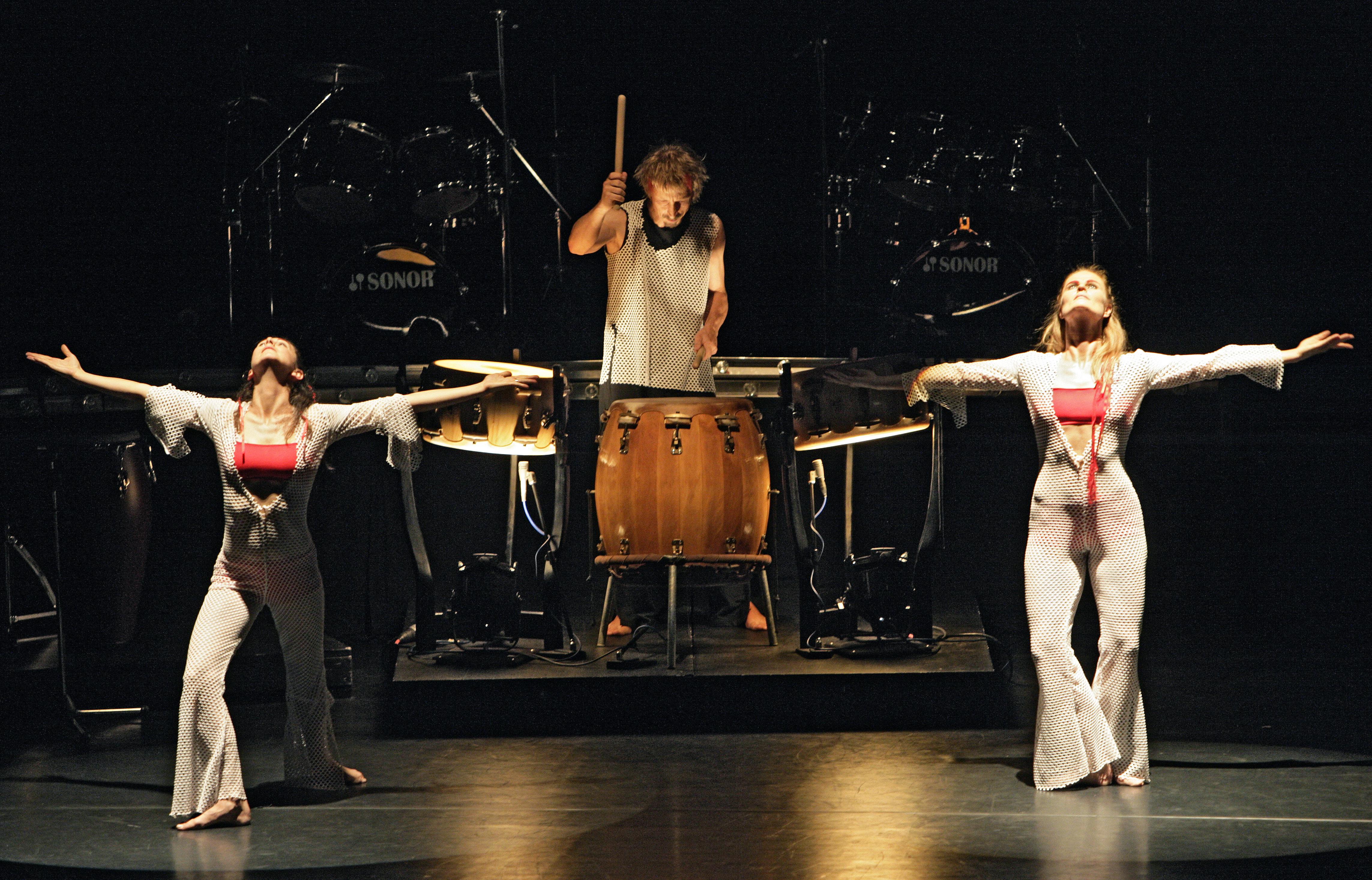 ImPuls – Tanz und Perkussion
