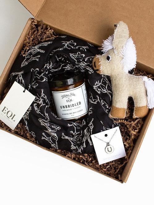 EQL Horse Themed Gift Box
