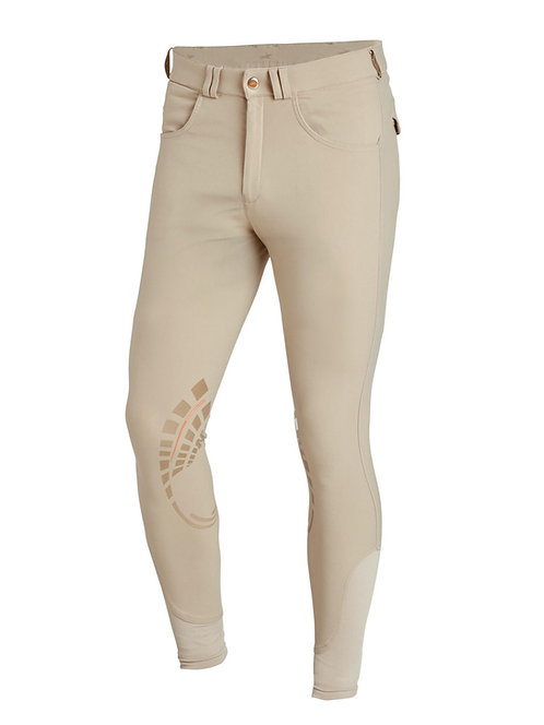 Schockemöhle Sports Men's Draco KP Grip Breech