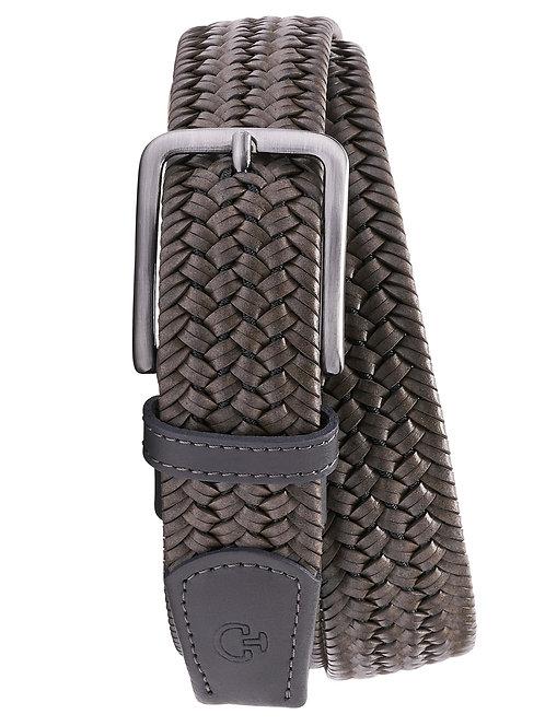 Cavalleria Toscana Elastic Leather Belt