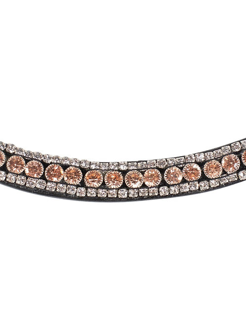 Horze Reims Crystal Browband