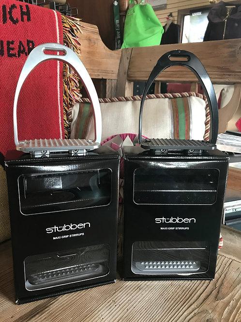 Stubben Maxi Grip Stirrups