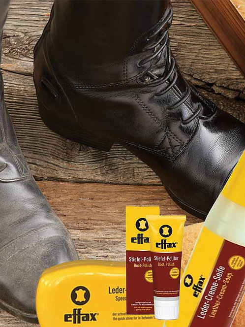 Leather Care: Boot Cleaning Kit