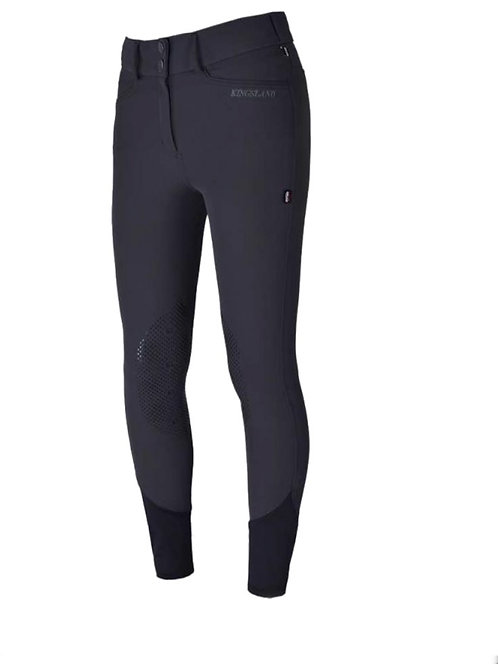 Kingsland Equestrian Kadi Knee Grip E-Tec Breeches for Women
