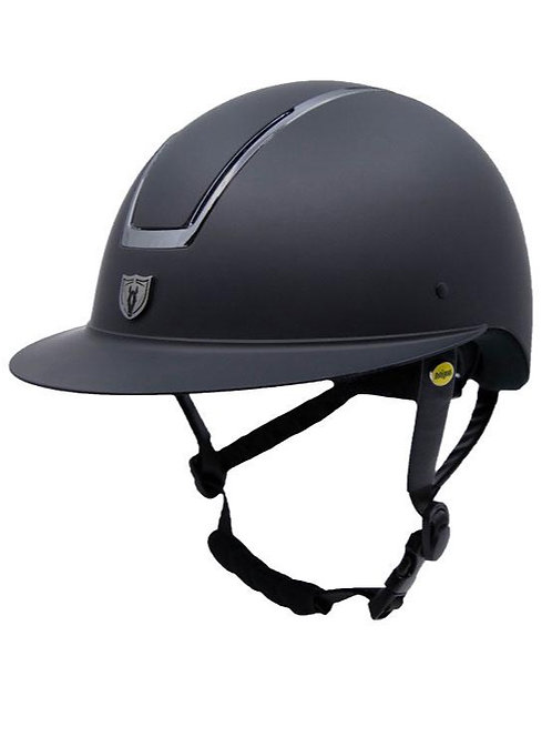 Tipperary Windsor MIPS Helmet - Smoked Chrome