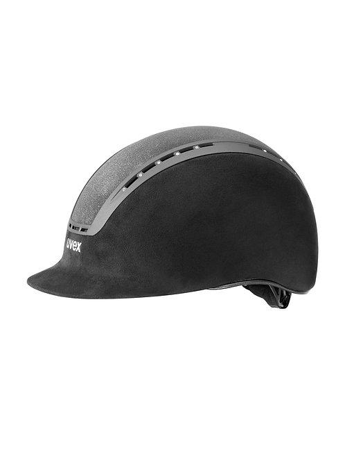 Uvex Equestrian Suxxeed Glamour Helmet