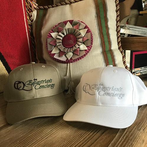 Equestrian's Concierge Ball Cap