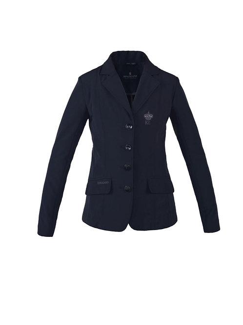 Kingsland Equestrian Girls Classic Woven Softshell Show Jacket