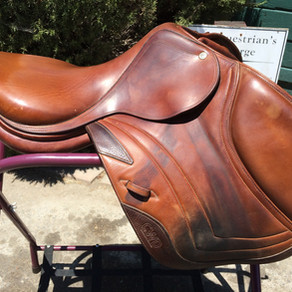 Summer Saddle & Tack Care