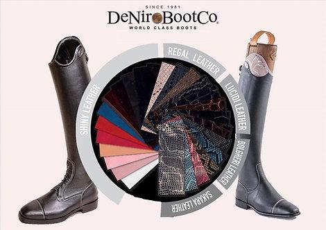 DeNiro Salentino Stock Boots