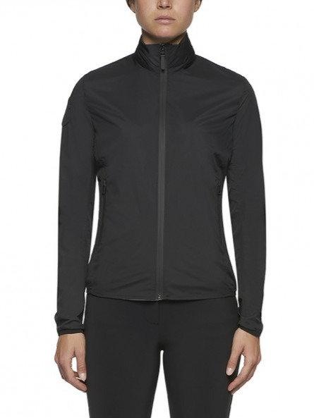 Cavalleria Toscana Nylon Mesh Waterproof Jacket