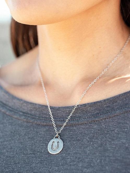 EQL Lucky Medallion Necklace